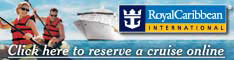 Book a Royal Caribbean cruise